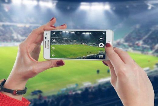 Crear tú contenido deportivo